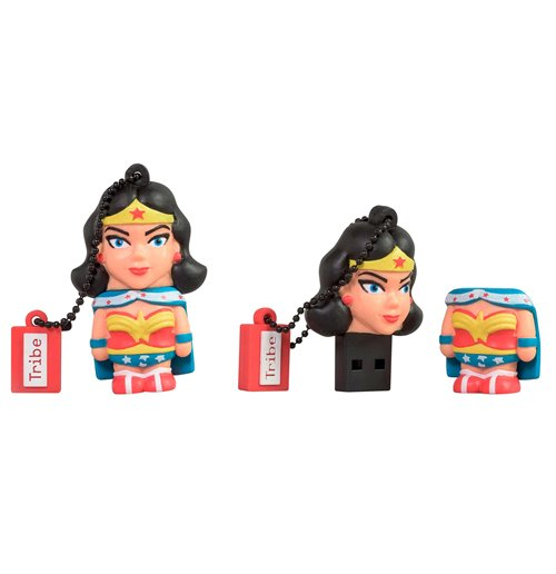 DC Comics 16 Gb USB Memory Stick - Wonder Woman