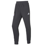 2016-2017 Bayern Munich Adidas Sweat Pants (Granite)