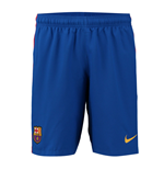 2016-2017 Barcelona Home Nike Football Shorts Blue (Kids)