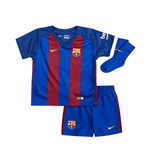 2016-2017 Barcelona Home Nike Baby Kit