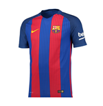 2016-2017 Barcelona Authentic Home Nike Shirt