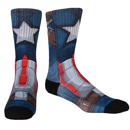 Captain America Civil War Socks