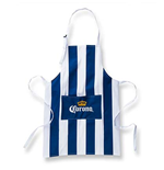Corona Striped BBQ Apron