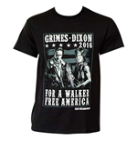 Men's WALKING DEAD Grimes Dixon 2016 T-Shirt