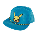 POKEMON Pikachu Washed Snapback Hat