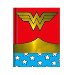 WONDER WOMAN Hardcover Journal