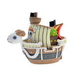 One Piece Bust Bank Ship Going Merry 10 cm
