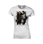 Supernatural Ladies T-Shirt The Winchester Bros.