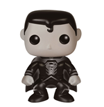 DC Comics POP! Heroes Vinyl Figure Blackest Night Superman Superman 9 cm