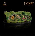 The Hobbit An Unexpected Journey Statue The Great Garden Smial 20 cm
