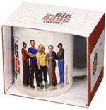 Big Bang Theory Mug - Group Portrait