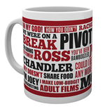 Friends Mug - Quotes