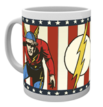 DC Comics - Flash Vintage Mug