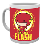 Justice League Mug Dc Comics - Flash Chibi