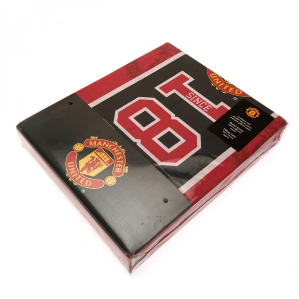 Manchester United F.C. Double Duvet Set ES