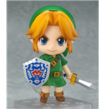 The Legend of Zelda Majora's Mask 3D Nendoroid Action Figure Link Majora's Mask 3D Ver. 10 cm