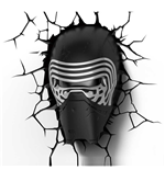 Star Wars Episode VII 3D LED Light Kylo Ren
