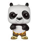 Kung Fu Panda POP! Movies Vinyl Figure Po 9 cm