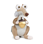 Ice Age Plush Figure Scrat Golden 20 cm
