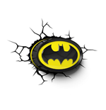 DC Comics 3D LED Light Batman Logo