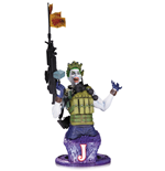 DC Comics Super Villains Bust The Joker 22 cm