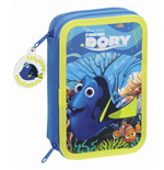 Finding Dory 34-Piece Pencil Case with content Dory & Nemo 21 cm
