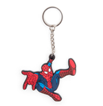 Marvel Comics Rubber Keychain Spider-Man