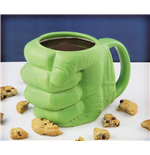 Marvel Comics Mug Shaped Hulk Fist 13 cm