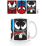 Marvel Comics Mug Kawaii Spider-Man Villains