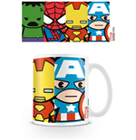Marvel Comics Mug Kawaii Avengers