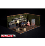 Walking Dead Construction Set Governor Room