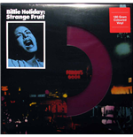 Vynil Billie Holiday - Strange Fruit   Coloured Vinyl