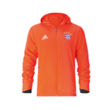 2016-2017 Bayern Munich Adidas Presentation Jacket (Solar Red) - Kids