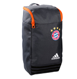 2016-2017 Bayern Munich Adidas Shoe Bag (Solid Grey)