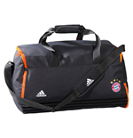 2016-2017 Bayern Munich Adidas Team Bag (Solid Grey)