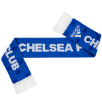 2016-2017 Chelsea Adidas 3S Scarf (Blue)