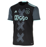 2016-2017 Ajax Adidas Away Shirt (Kids)
