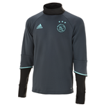 2016-2017 Ajax Adidas Training Top (Bold Onix)