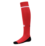 2016-2017 Albania Home Macron Socks (Red)
