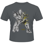 The Avengers T-shirt - Age Of Ultron - Iron Man Splash