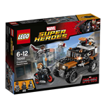 Captain America Lego and MegaBloks 218149