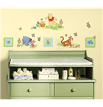 Winnie The Pooh Wall Stickers 218159