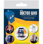 Doctor Who Pin 218408