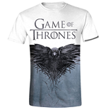 Game of Thrones T-shirt - Raven Sub