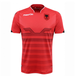 2016-2017 Albania Home Macron Football Shirt (Kids)
