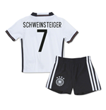 2016-2017 Germany Home Mini Kit (Schweinstiger 7)