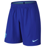 2016-2017 Holland Nike Away Shorts (Blue)