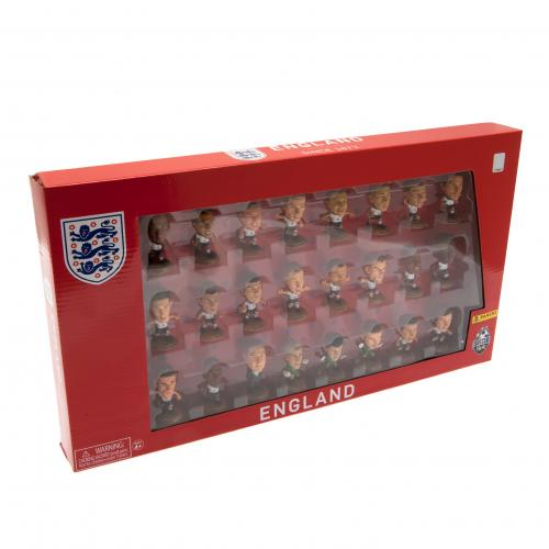 England F.A. SoccerStarz 24 Player Team Pack