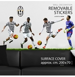Juventus FC Wall Stickers 218881