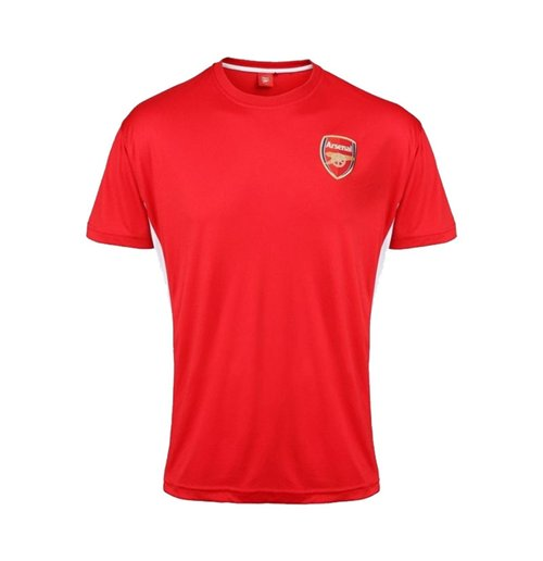 Official arsenal training t shirt red for only c for Arsenal t shirts sale